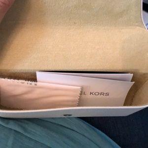 Michael Kors Accessories - Michael kors sun glass case
